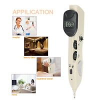 Digital Electronic Acupuncture Pen Free Pain Relief & Acupuncture point