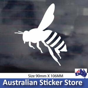 BEE  sticker decal, cute car sticker window decal