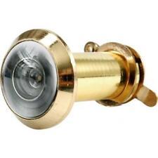 Türspion-Spion Sichtschutz Türsicherung 35-50mm Sichtwinkel 200° gold