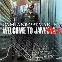 "Damian ""Junior Gong"" Marley Welcome to Jamrock [CD] Brand New sealed ships fast"