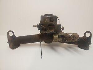 Briggs and Stratton 18hp Intake manifold and Carburetor