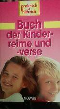 Buch der Kinderreime und -verse