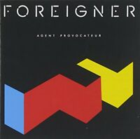 Foreigner - Agent Provocateur [CD]