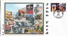 "Movie Directors  FDC's John Ford  Single Stamp ""STAGECOACH"""