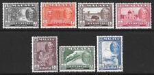 Kelantan 1961-63 Set (Mint)