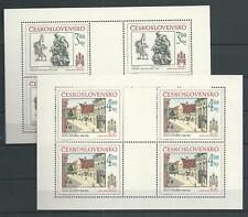 1983 MNH Tschechoslowakei Mi 2733-34