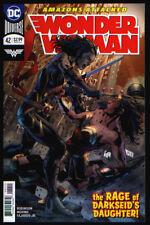 Wonder Woman Rebirth #42 Bryan Hitch Cover Comic
