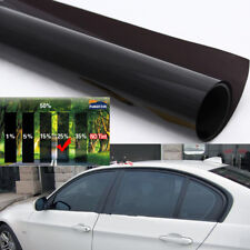 Universal 50cmx3m 25% VLT Black Pro Car Home Glass Window TINT TINTING Film Roll