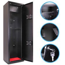 Extra Large 10 Gun Cabinet Safe Shotgun Heavy Duty Storage Safety Vault