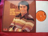 Roy Black - Schön ist es, auf der Welt zu sein   German Polydor Club-Edition