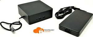 Dell Docking Station TB16 K16A Thunderbolt USB C HDMI DP MINI DP w/ 130W Charger