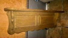 Archelle en bois massif rustique