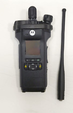 TESTED MOTOROLA APX APX6000 XE 700/800 MHZ DIGITAL RADIO P25 TDMA BLUETOOTH GPS
