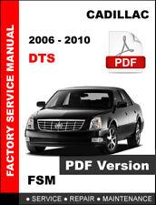 2009 cadillac dts owners manual