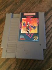 Gun Smoke Original Nintendo NES Cart Works NE1
