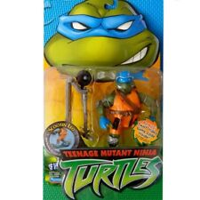 TMNT Scootin Leonardo 2003 Scooter Teenage Mutant Ninja Turtles BONUS Game Code
