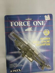 ERTL Ah-64 Apache Helicopter Force One Hughes
