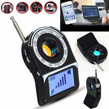 GPS GSM WIFI G4 Hidden Camera Phone RF Signal Finder Anti Spy Detector WITH LCD!