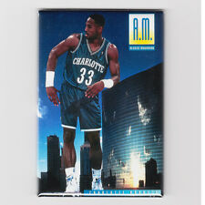 ALONZO MOURNING / AM - COSTACOS BROTHERS POSTER FRIDGE MAGNET (nike vintage rare