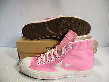 CONVERSE ALL STAR PLAYER MID MEN/WOMEN SIZE 9 11 SHOES PINK/WHITE 1K657 NEW