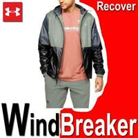 UNDER ARMOUR UA RECOVER LEGACY WINDBREAKER INFREARED CELLIANT 2XL - MSRP $120