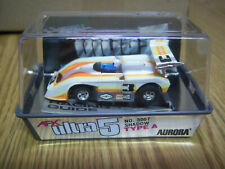 AFX NOS Brand NEW! Rare Ultra 5 SHADOW  banded in Box Aurora model motoring~*~*~