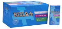 100% GENUINE RIZLA ULTRA SLIM Filter 5.7mm Tobacco Cigarette Tips Smoking Thin