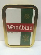 Woodbine Retro Advertising Brand Cigarette Tobacco Storage 2oz Tin