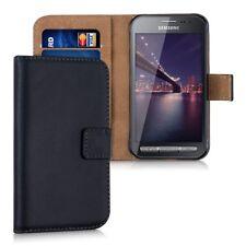 kwmobile Custodia portafoglio per Samsung Galaxy Xcover 3 - Cover a libro (j6V)
