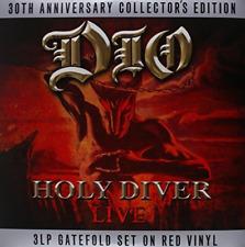"""Dio-Holy diver (UK IMPORT) Vinyl / 12"""" Album NEW"""