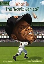 What Is the World Series? (What Was?) Herman, Gail Paperback Book New