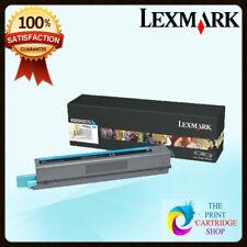 New & Genuine Lexmark X925H2CG Cyan High Yield Toner Cartridge X925DE 7.5K Pages