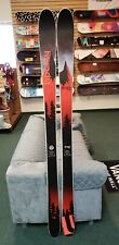 Liberty Origin 90 186cm Skis Flat Brand New