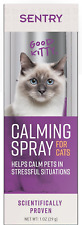 Sentry Calming Spray for Cats, Clear - 1 oz