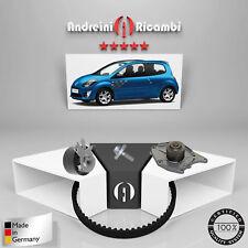 Kit Distribution+Pompe Eau Renault Twingo II 1.5 DCI 62KW 84CV 2014->