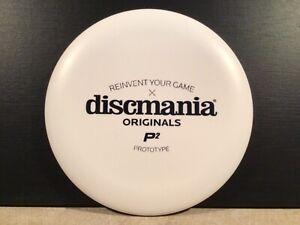 Jake's Discs discmania ORIGINALS P2 PROTOTYPE New 174 g 2nd Ships Free if Buy 2