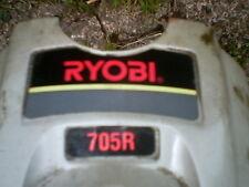 Ryobi 705r  Petrol Strimmer,**BREAKING WHOLE MACHINE**,(NUT ONLY)