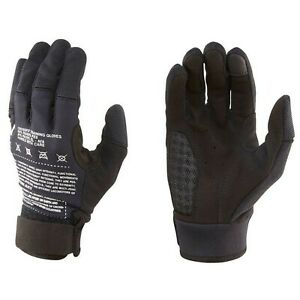 Reebok Crossfit Womens Training Gloves Black FITNESS DU2924 Workout Gel Size S M