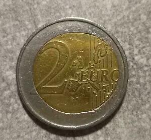 Germany 2 Euro 2002 G Off-Center Core