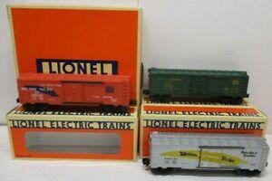 LIONEL 19257 (6464) BOXCAR SERIES II