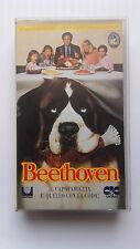 VHS - BEETHOVEN DI BRIAN LEVANT - USATO