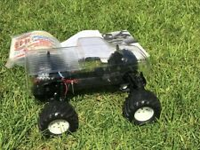 VINTAGE TRAXXAS STAMPEDE 2WD MONSTER TRUCK NEW BUILT KIT # 3601 1/10 AYK KYOSHO