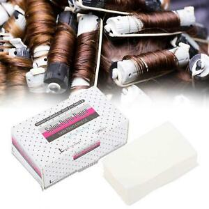 1Box Hair Salon Perm Papers End Breathable Wraps Perming Accessory