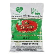 Original Thai Green Tea Mix Number One Brand  Iced Tea Latte - Hot Tea 200g Bag