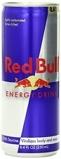 Red Bull Energy Drink  8.4-Ounce Cans (Pack of 24) FREE shipping WINGSSS