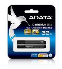 High Speed ADATA S102 Pro 32GB 32G 32 G GB USB 3.0 Flash Drive