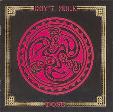 Gov't Mule- Dose (CD, Feb-2001, Zomba (USA))