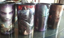 Starcraft 2 II - Heart of The Swarm limited edition cups Set of 4 by Blizzard!