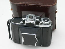 "Zeiss Ikon Super Ikonta A MX 75mm f:3.5 Tessar T lens case ""LQQK"""