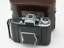 "Zeiss Ikon Super Ikonta A MX 75mm f:3.5 Tessar T lens case ""LQQK"""